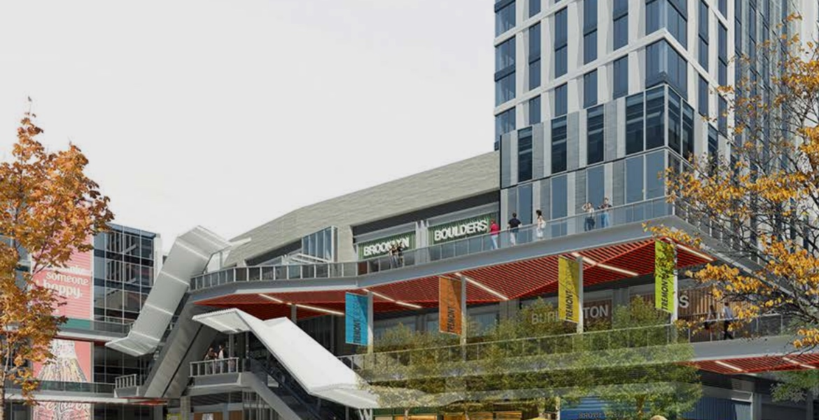 Developers Present Tremont Crossing Plans – Cultural, Retail, Entertainment Destination Envisioned for Lower Roxbury