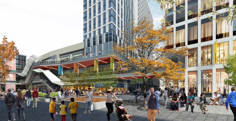 Mayor Menino Announces New Projects Move Forward